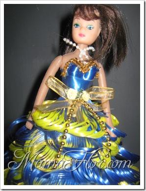 Muñeca Barbie Española 3398