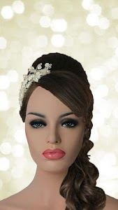 Wedding Hairstyles Photo Maker screenshot 2