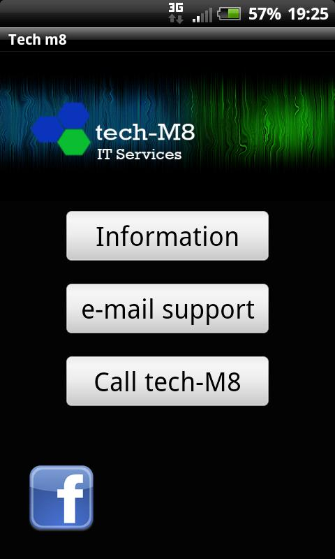 tech M8 - screenshot
