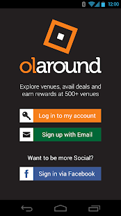 Olaround - screenshot thumbnail