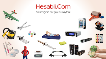 Screenshot of Hesabli.Com Fürsətləri