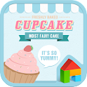 Cupcake dodol launcher theme icon