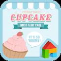 Cupcake dodol launcher theme icon