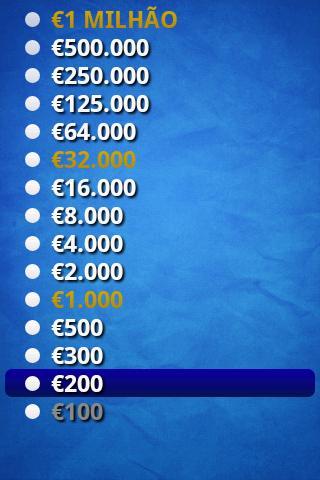 Screenshots for Quem quer ser rico