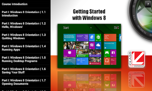 Training for Windows 8 screenshot 14