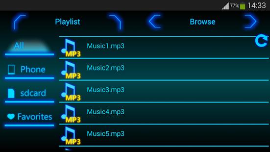 CR Player Free - screenshot thumbnail