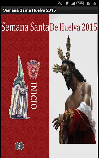 Semana Santa Huelva 2015
