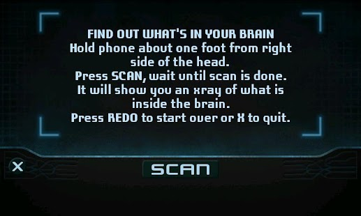Brain Xray Scanner - screenshot thumbnail