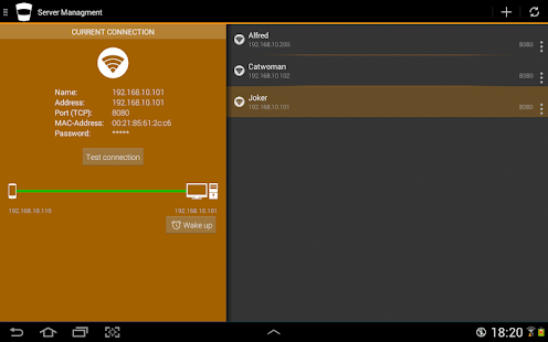 Super Duper Remote for VLC PRO- screenshot thumbnail