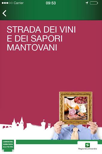 Strada Vini e Sapori Mantovani