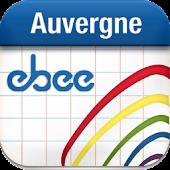 Agenda de l'Auvergne ebee