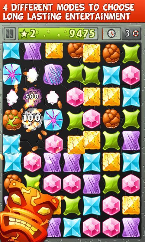 Tiki Match- screenshot