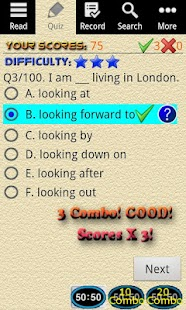 English Grammar -Phrasal Verb - screenshot thumbnail