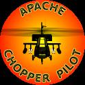 Apache Chopper Pilot 3D HD icon