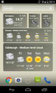 Weather Forecast: UK Free - screenshot thumbnail