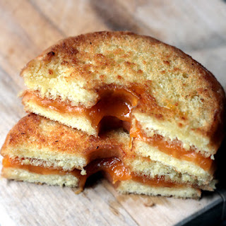 Doughnut Grilled Cheese.