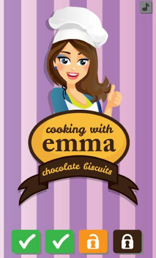 Cooking : Chocolate Biscuits