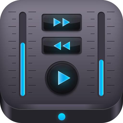 DJ Cross Mixer LOGO-APP點子