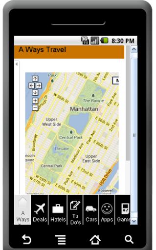 免費旅遊App|A Ways Travel|阿達玩APP