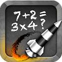 Rocket Math Ignition icon