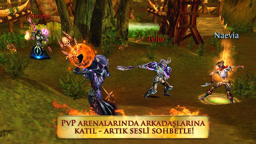 Order Chaos Online Android İndir