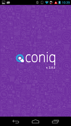 Coniq Scanner