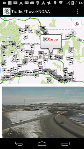 Wyoming Traffic Cameras Pro