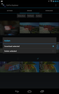 Wifi Media Download for GoPro- screenshot thumbnail