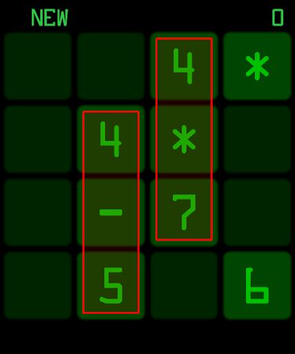 Calculator's revenge