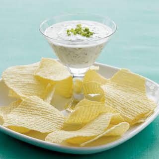 Garlic & Herb Yogurt Dip.