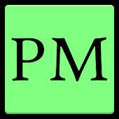 PIN Memo