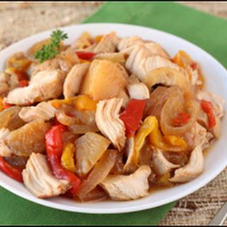 Hawaiian Slow-Cooker Chicken