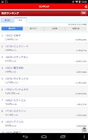 Screenshot of 株・投信情報