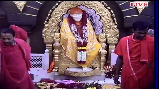 Shirdi Sai Darshan Live