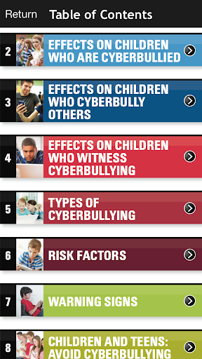 Put an end to Cyberbullying
