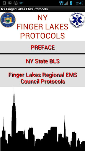DEMO - NY Finger Lakes EMS