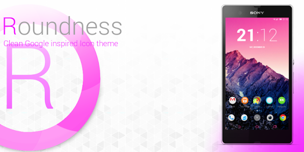 Roundness Icon Theme (Full) v1.0