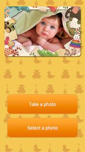 玩攝影App|婴儿框拼贴画免費|APP試玩
