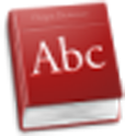 English Words Widget icon
