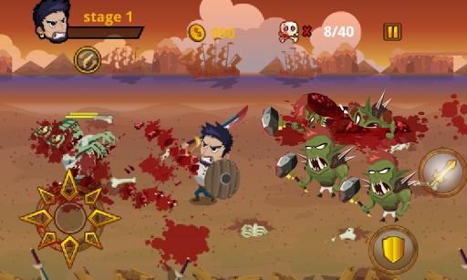LOST: Epic Zombie Battlefield