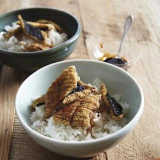 Sweet and Savory Tofu Eel.
