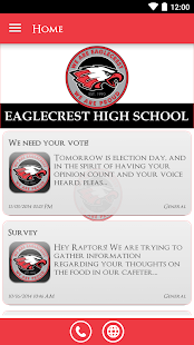 Eaglecrest High School- screenshot thumbnail