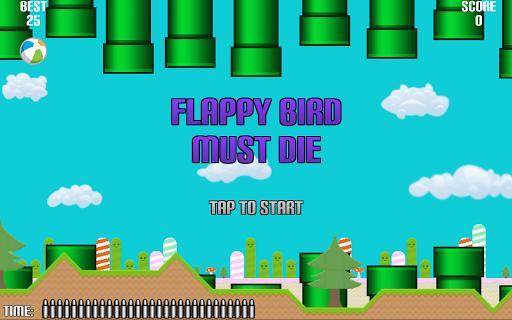 Flapping Bird Must Die Free