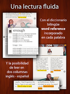 Lee en Inglés a Mark Twain- screenshot thumbnail