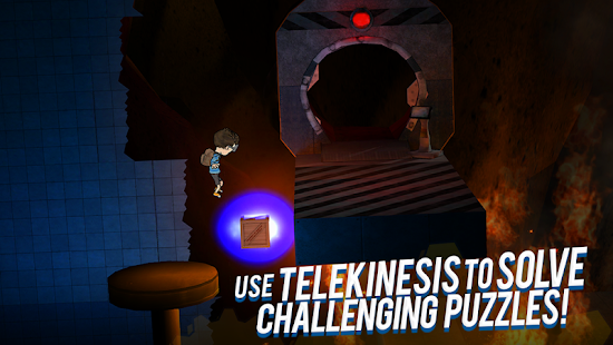 Telekinesis Kyle - screenshot thumbnail