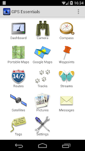 GPS Essentials- screenshot thumbnail