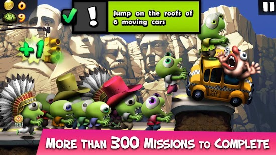 Zombie Tsunami- screenshot thumbnail