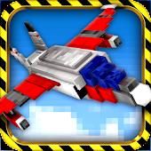 Sky Wars: Mine Airplane Combat