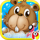 Pet spa salon – kids' game icon