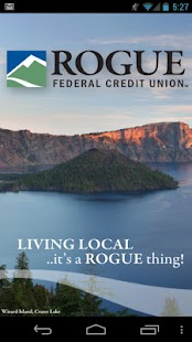 Rogue Federal Credit Union - screenshot thumbnail